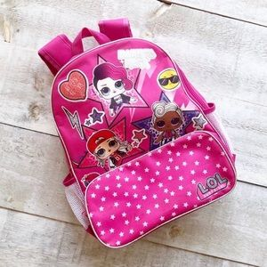 LOL SURPRISE back to school backpack